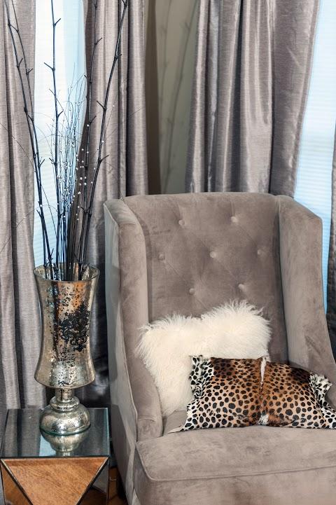 indesigninteriorsdrapes InDesign Interiors ... & Fabric \u0026 Window Treatments - InDesign Interiors - Interior Design ...