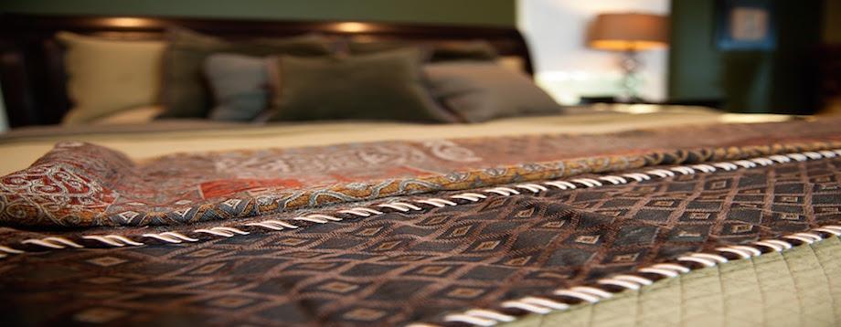 Indesign Interiors Bedding Fabric